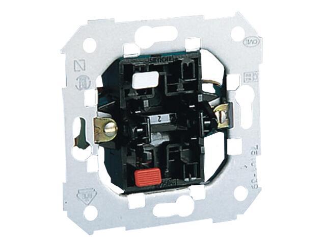 Mechanizm do modułów Simon 82 jednobiegunowy 75101-39 Kontakt Simon