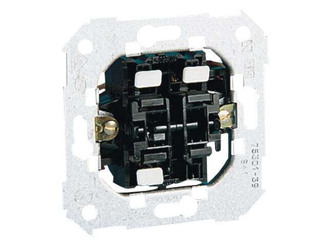 Klawisz Simon 82 zwierny, przycisk z łącznikiem schodowym 75301-39 Kontakt Simon