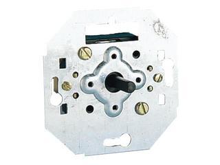 Łącznik natynkowy Simon 82 pokrętny 0-1-2-3 16A jednoobwodowy 75233-39 Kontakt Simon