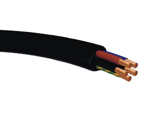Kabel energetyczny napowietrzny YKY 5x4 0,6/1kV
