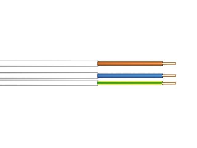 Przewód instalacyjny YDYt 3x2,5 450/750V 100m Elpar