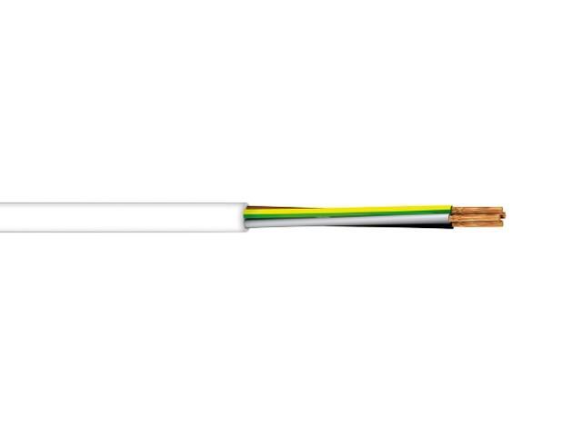 Przewód instalacyjny H05VV-F 4x6 300/500V OWY 100m Elpar