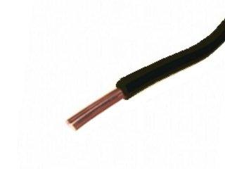 Przewód instalacyjny DY 2,5mm 300/500V czarny Eltrim