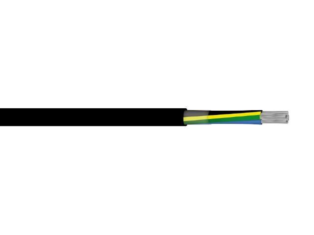 Kabel energetyczny instalacyjny YAKY 5x25 0,6/1kV Elpar