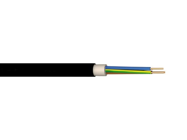 Kabel energetyczny instalacyjny YKY 3x1 0,6/1kV NYY-J Elpar