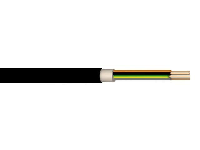Kabel energetyczny instalacyjny YKY 4x4 0,6/1kV NYY-J Elpar