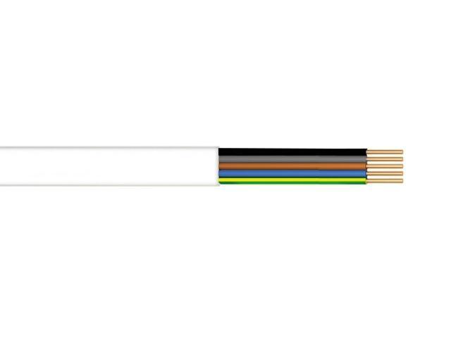 Przewód instalacyjny YDYp 5x6 450/750V 100m Elpar