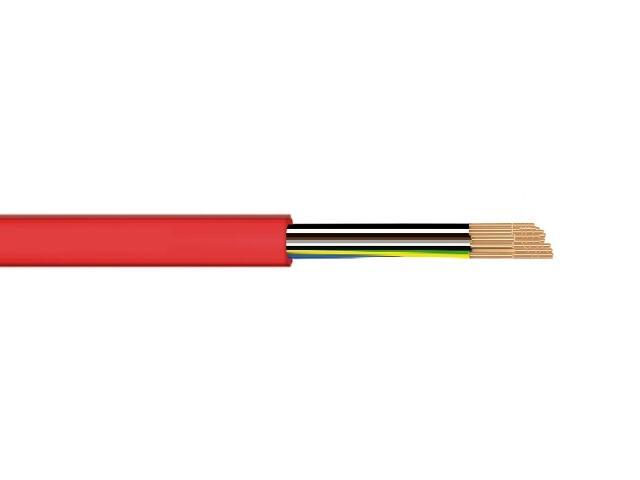 Przewód instalacyjny HDGs 24x1 300/500V 100m Elpar