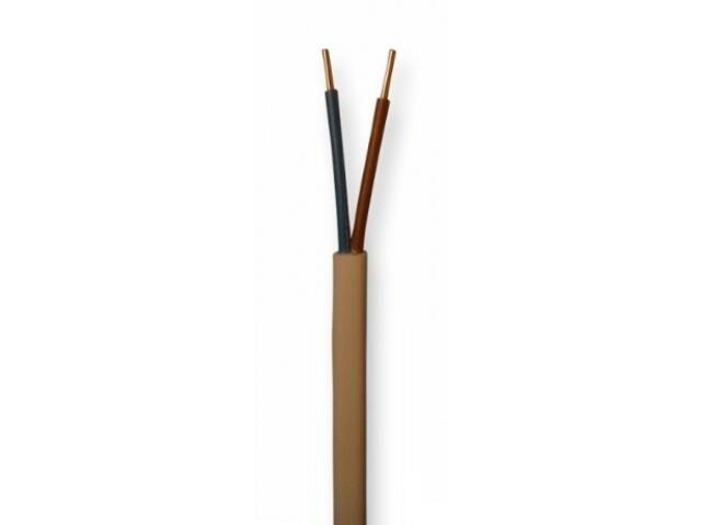 Przewód instalacyjny YDYp 2x2,5mm 450/750V Eltrim