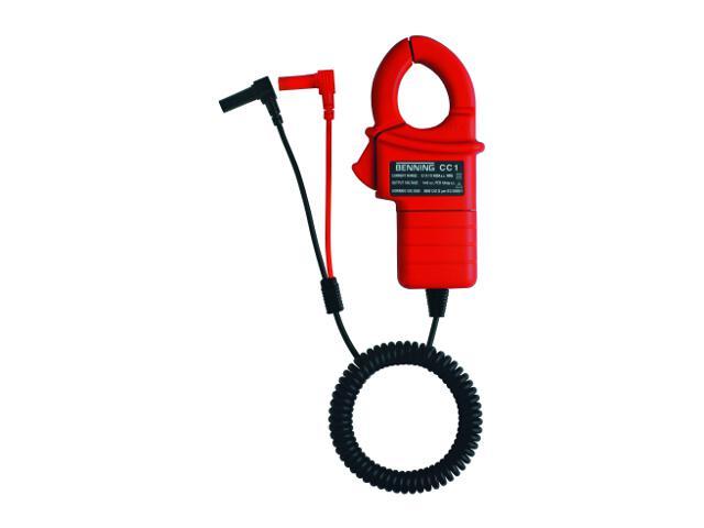 Prądowy zacisk cęgowy CC1 044037 Benning
