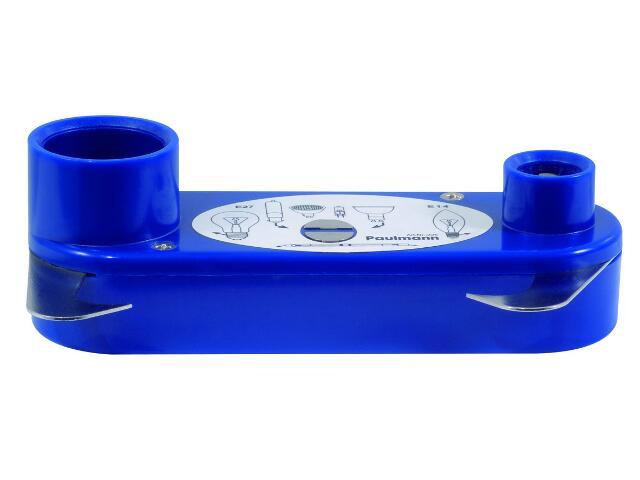 Miernik do testowania żarówek E14, E27 oraz halogenów Paulmann