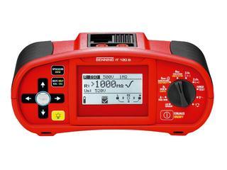 Miernik IT120B do pomiaru instalacji + RCD TYP B 044102 Benning