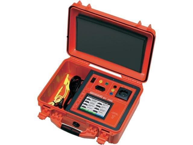 Tester urządzeń ST750 A z akumulatorem 050320 Benning