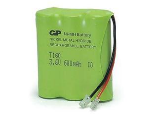 Akumulator niklowo-wodorkowy; 3.6V; 600mAh; 60AAM3BMU list 1 szt. GP Battery