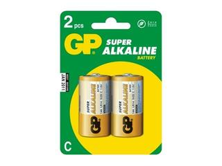 Bateria alkaliczna; CLR14; 1.5V list 2 szt. GP Battery