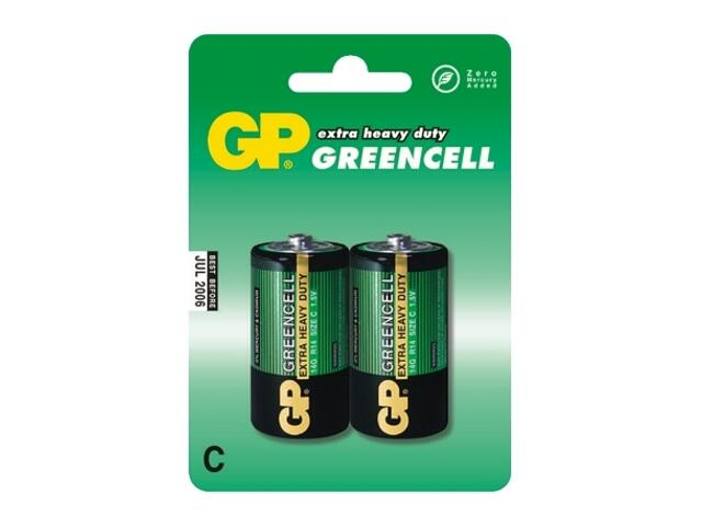 Bateria cynkowo-chlorkowa; CR14; 1.5V list 2 szt. GP Battery