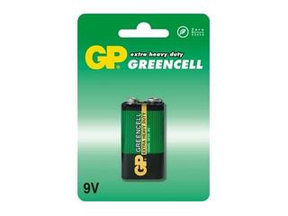 Bateria cynkowo-chlorkowa; 9V6F22; 9.0V list 1 szt. GP Battery
