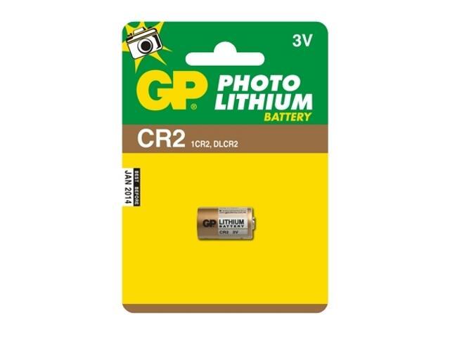 Bateria litowa; DLCR2; 3.0V list 1 szt. GP Battery