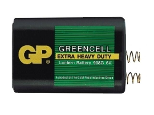 Bateria cynkowo-chlorkowa; 4R25; 6.0V shrink 1 szt. GP Battery
