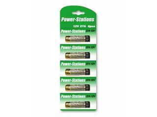 Bateria alkaliczna; MN27; 12.0V list 5 szt. GP Battery