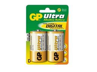 Bateria alkaliczna;ultra DLR20; 1.5V list 2 szt. GP Battery