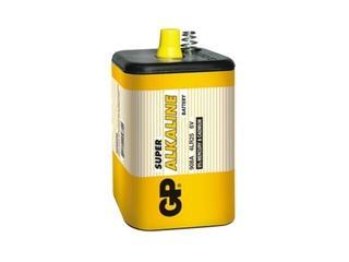 Bateria alkaliczna; 4LR25; 6.0V shrink 1 szt. GP Battery