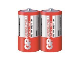 Bateria cynkowo-węglowa; CR14; 1.5V shrink 2 szt. GP Battery