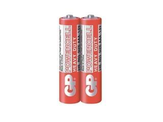 Bateria cynkowo-węglowa; AAAR03; 1.5V shrink 2 szt. GP Battery