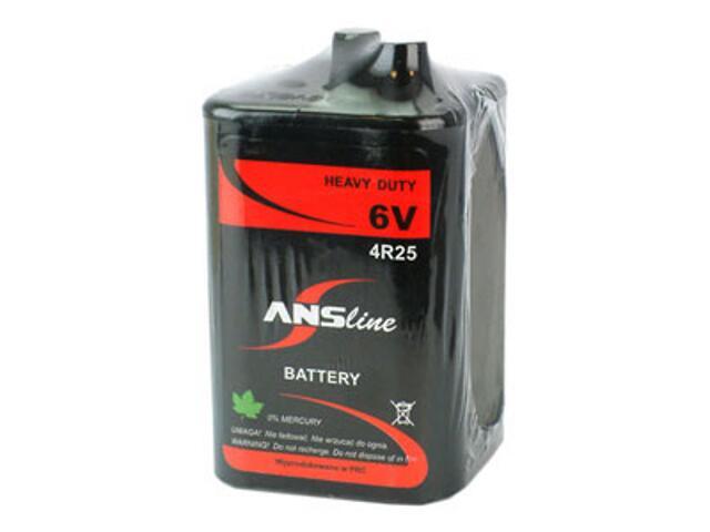 Bateria 4R25 HEAVY DUTY 1 szt. ANS