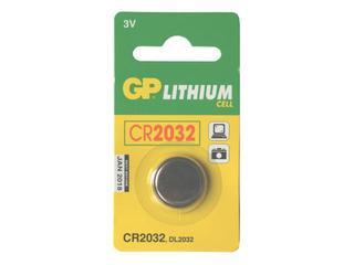 Bateria pastylkowa CR2032 3V GP Battery