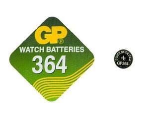 Bateria pastylkowa srebrowa; G1SR60SR621; 1.55V miniblist 1 szt. GP Battery