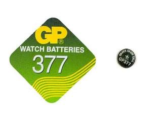 Bateria pastylkowa srebrowa; G4SR66SR626; 1.55V miniblist 1 szt. GP Battery