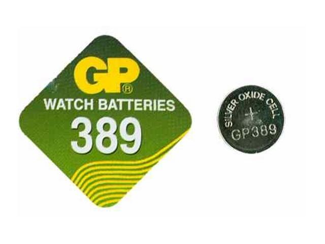 Bateria pastylkowa srebrowa; G10SR54SR1130; 1.55V miniblist 1 szt. GP Battery
