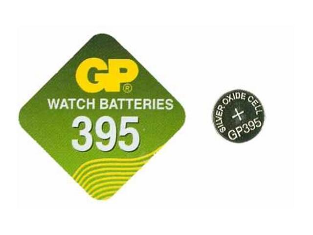 Bateria pastylkowa srebrowa; G7SR57SR927; 1.55V miniblist 1 szt. GP Battery