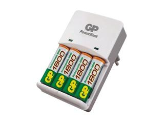 Ładowarka PowerBank; zaw.4x130AAHC list 1 szt. GP Battery