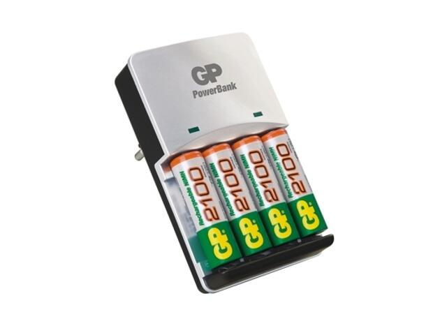Ładowarka PowerBank 4; zaw.4x230AAHC list 1 szt. GP Battery