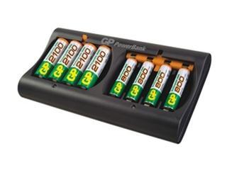 Ładowarka PowerBank Mega; zaw.4x210AAHC list 1 szt. GP Battery