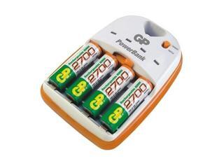 Ładowarka PowerBank Smart 2; zaw.4x270AAHC list 1 szt. GP Battery