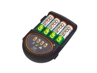 Ładowarka PowerBank H500; zaw.4x270AAHC list 1 szt. GP Battery