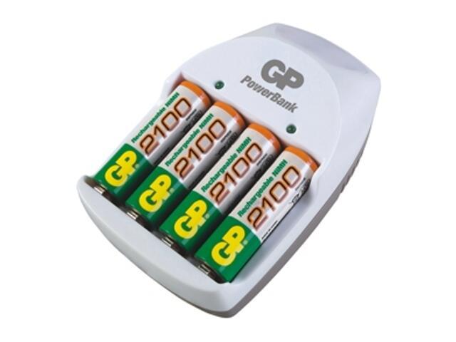 Ładowarka PowerBank Nite-lite9V; zaw.4x270AAHC list 1 szt. GP Battery