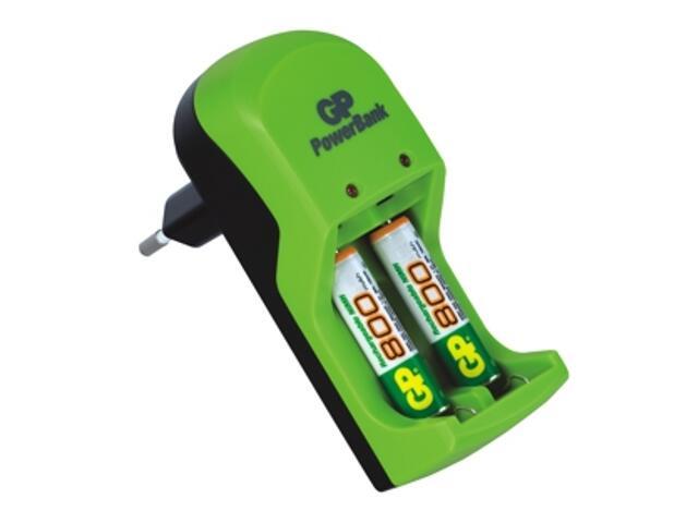 Ładowarka PowerBank S360; zaw.2x210AAHC list 1 szt. GP Battery