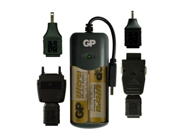 Ładowarka do telefonów XPG02AU-U2 list 1 szt. GP Battery