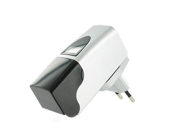Ładowarka z wyświetlaczem LCD na 2 akumulatory AA/AAA 05731 Whitenergy