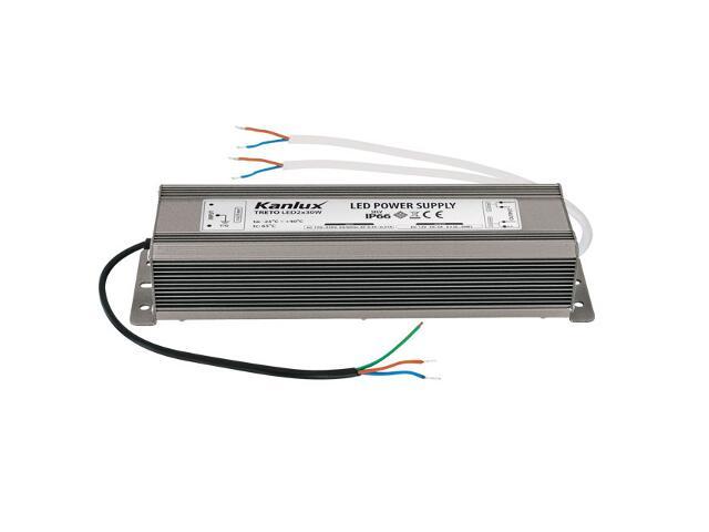 Zasilacz do taśm LED TRETO LED 2x30W Kanlux