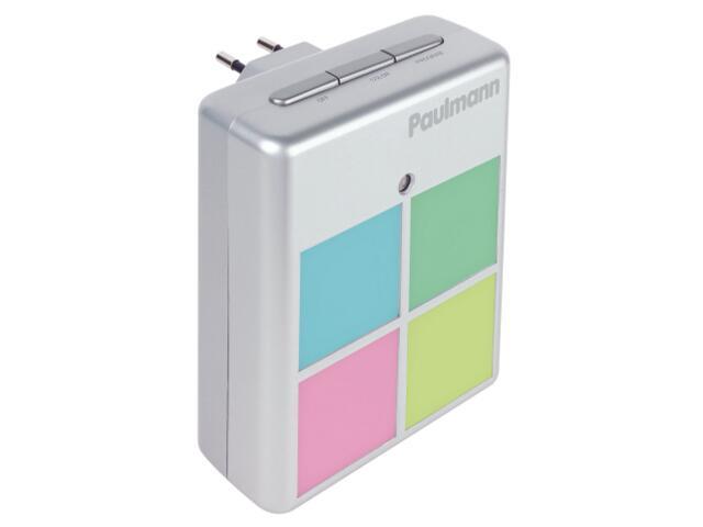 xLampka LED dekoracyjna Plug RGB Paulmann