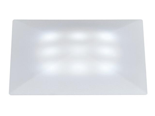xOprawa podszafkowa Profi Line Quadro LED 3x1W IP67 Paulmann