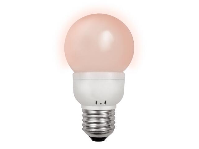 xŻarówka LED ODA LED12 E27-RE 1,5W czerwona Kanlux