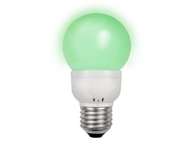 xŻarówka LED ODA LED12 E27-GN 1,5W zielona Kanlux