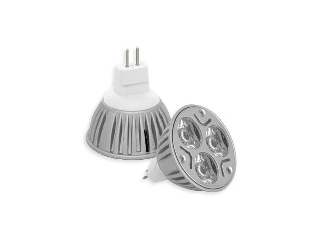 xŻarówka LED POWER-3LED MR16-WW 3W ciepłobiała Kanlux