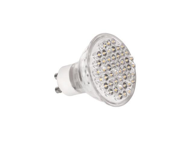 xŻarówka LED LED48 GU10-CW 2,5W zimnobiała Kanlux